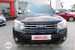 Ford Everest 2.5MT  2013 - 3