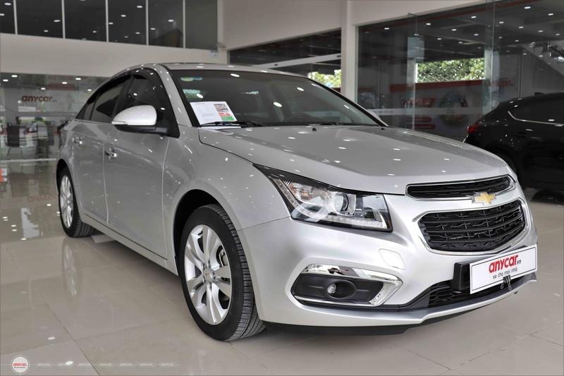 Chevrolet Cruze LTZ 1.8AT  2017 - 1