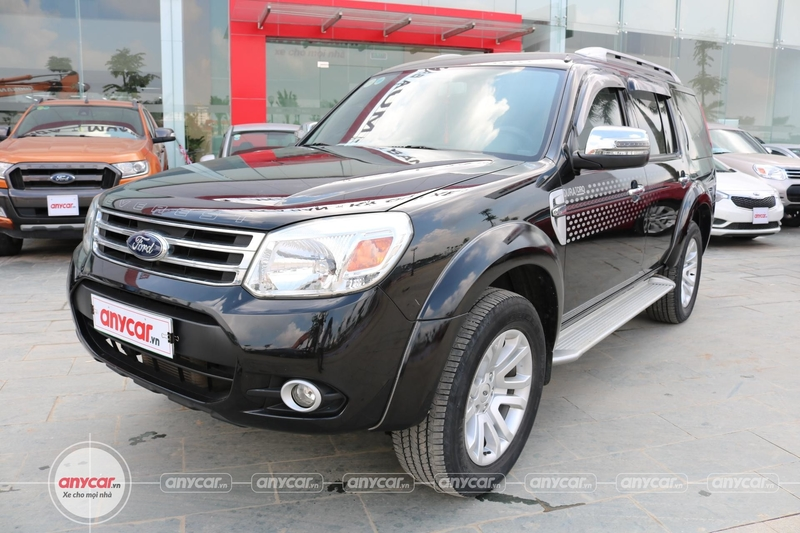 Ford Everest 2.5MT  2013 - 2