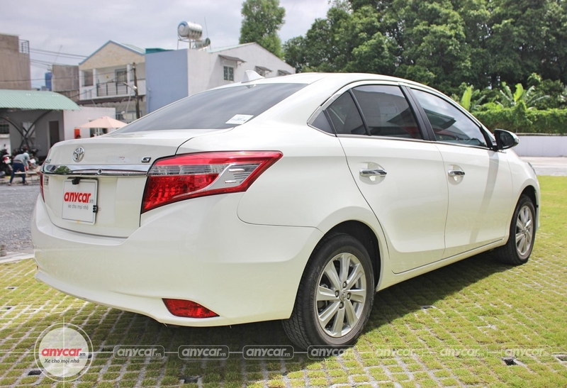 Toyota Vios G 1.5AT 2017 - 6