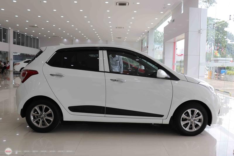 Hyundai i10 Grand 1.0AT 2015 - 7