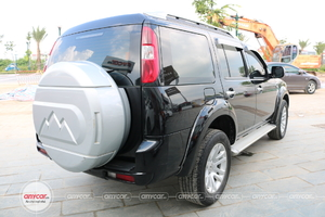 Ford Everest 2.5MT  2013 - 6