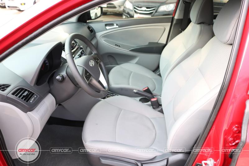 Hyundai Accent Hatchback 1.4AT  2016 - 13