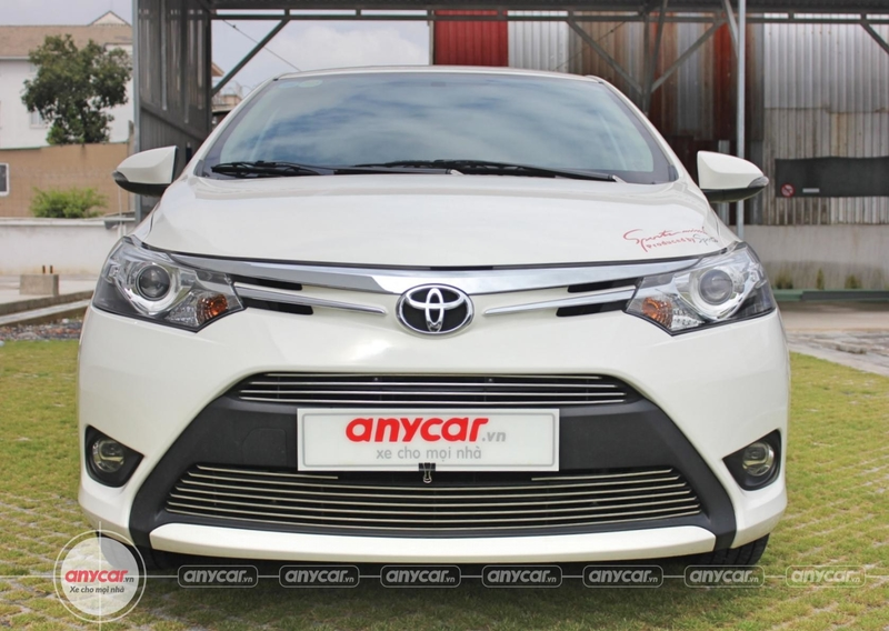 Toyota Vios G 1.5AT 2017 - 2