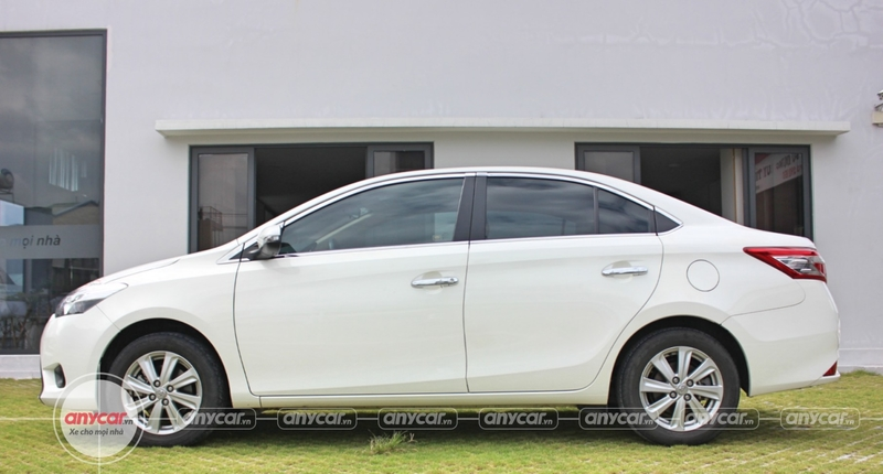 Toyota Vios G 1.5AT 2017 - 7