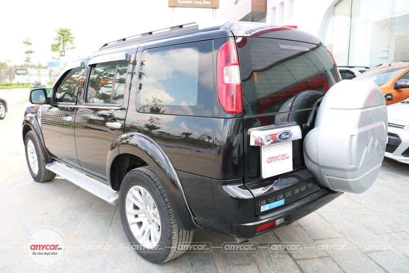 Ford Everest 2.5MT  2013 - 8