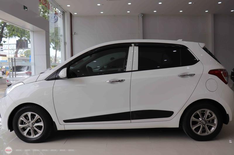 Hyundai i10 Grand 1.0AT 2015 - 8