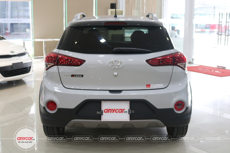 Hyundai i20 Active 1.4AT 2016. - 5