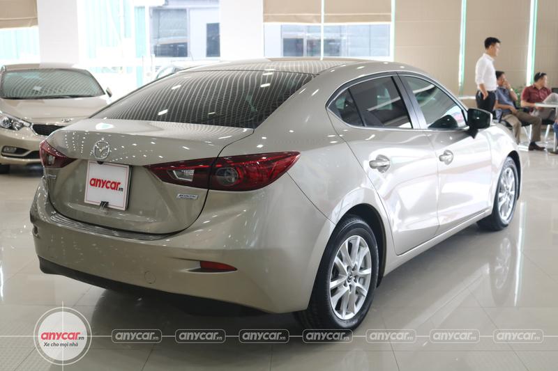 Mazda 3 1.5AT 2016 - 4