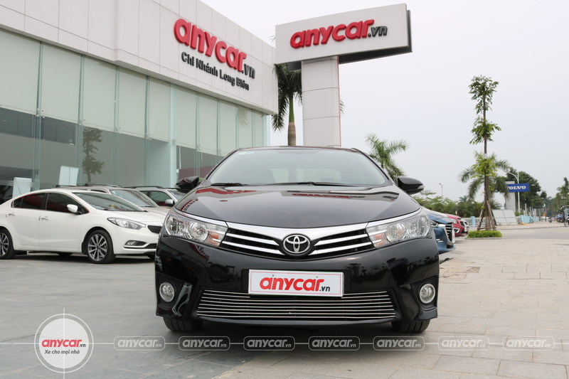 Toyota Corolla Altis 1.8AT 2015. - 3