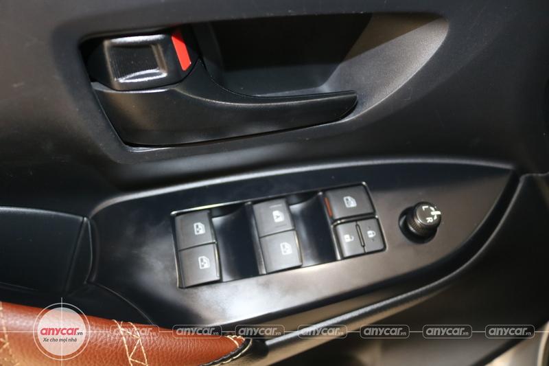 Toyota Innova 2.0E 2016 - 17