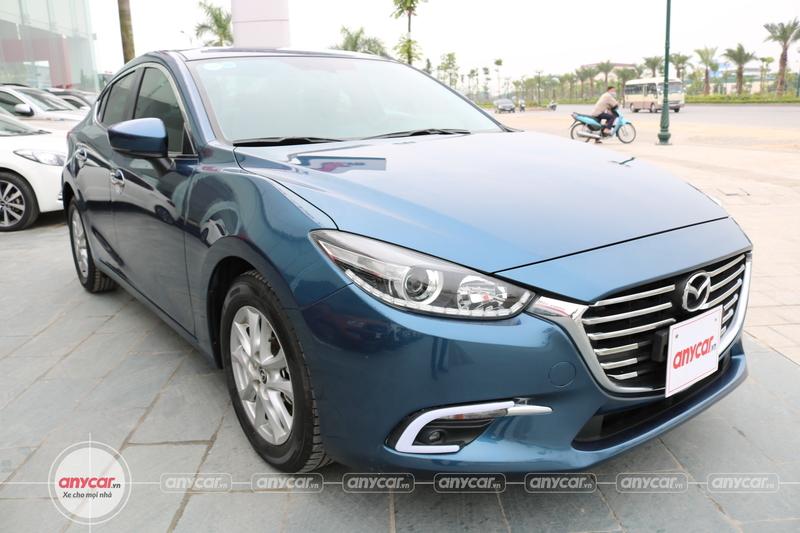 Mazda 3 Facelift 1.5AT 2017 - 2