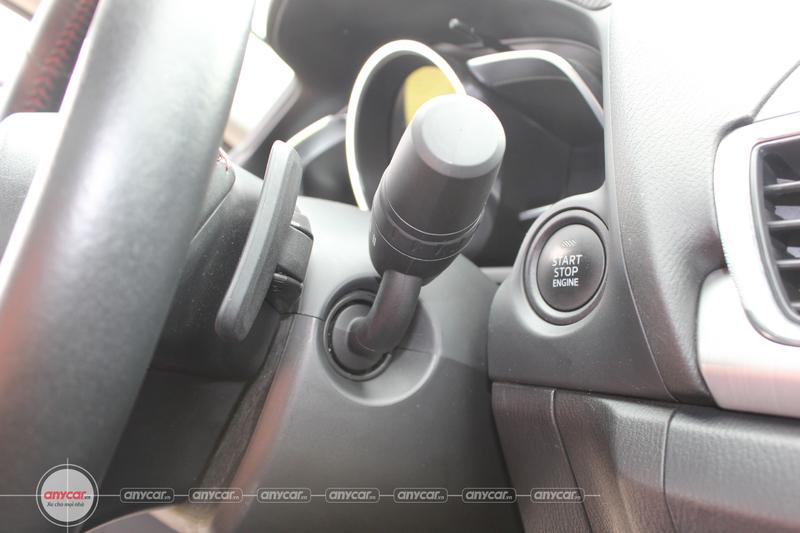 Mazda 3 2.0AT 2016 - 22