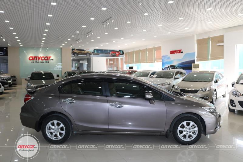 Honda Civic 1.8AT 2014 - 7
