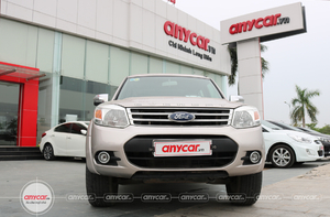 Ford Everest 2.5MT 2014 - 3