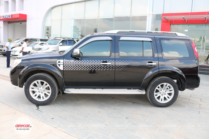 Ford Everest 2.5MT  2013 - 5