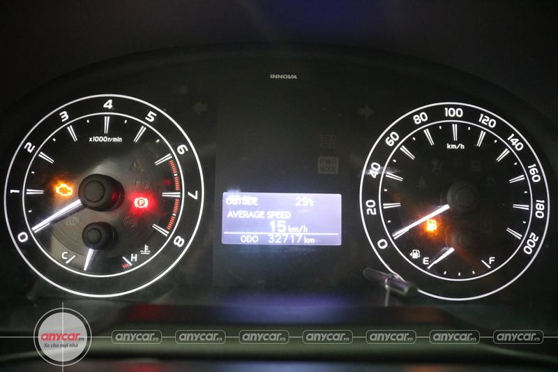 Toyota Innova 2.0E 2016 - 15