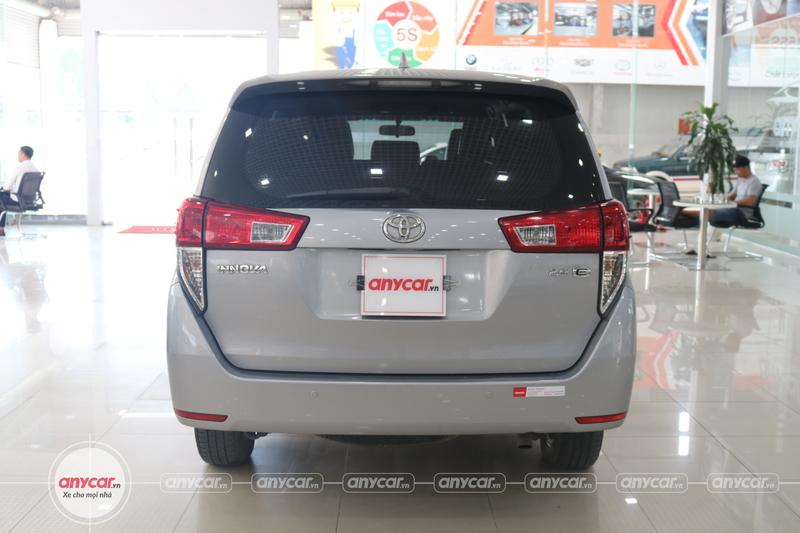 Toyota Innova 2.0E 2016 - 5