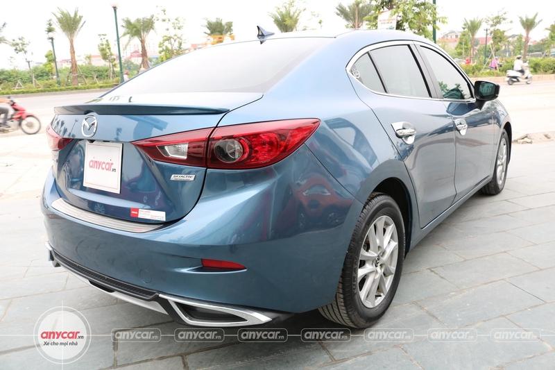 Mazda 3 Facelift 1.5AT 2017 - 7