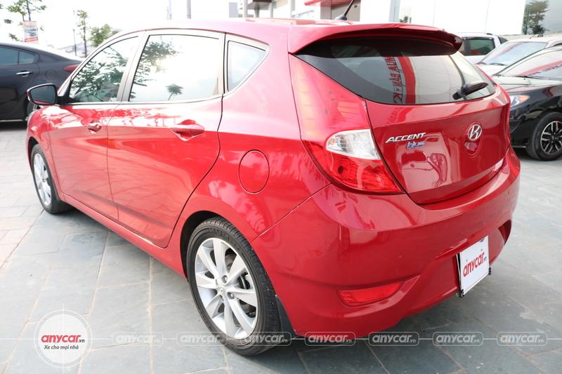 Hyundai Accent Hatchback 1.4AT  2016 - 8
