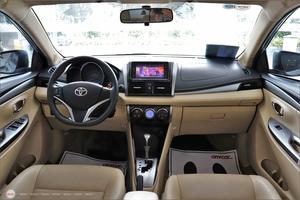 Toyota Vios G 1.5AT 2017 - 9