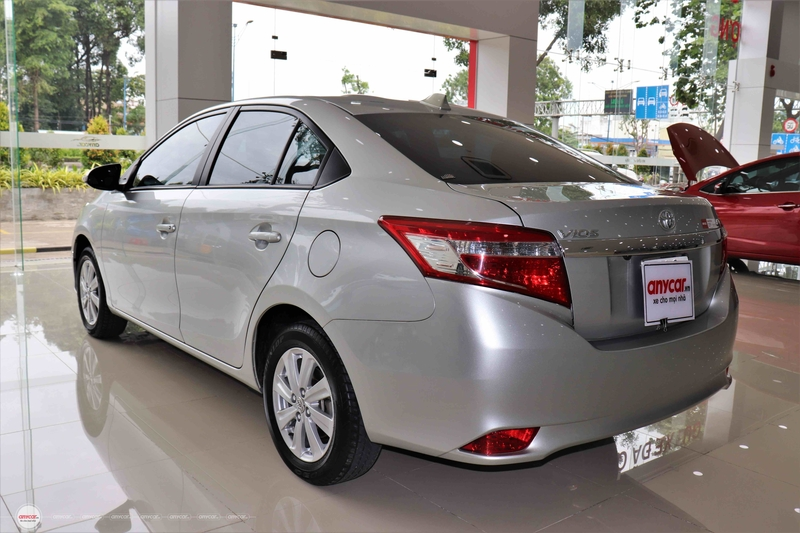 Toyota Vios G 1.5AT 2017 - 4