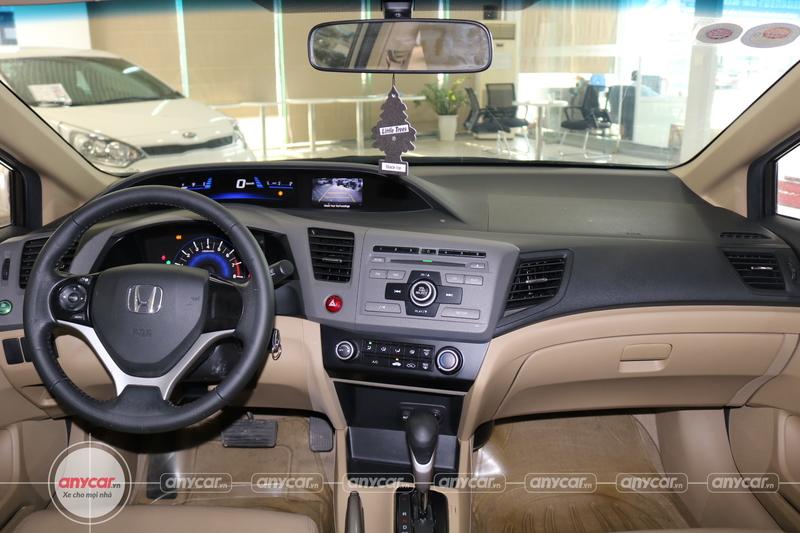 Honda Civic 1.8AT 2014 - 9