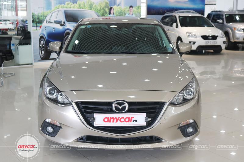 Mazda 3 1.5AT 2016 - 3