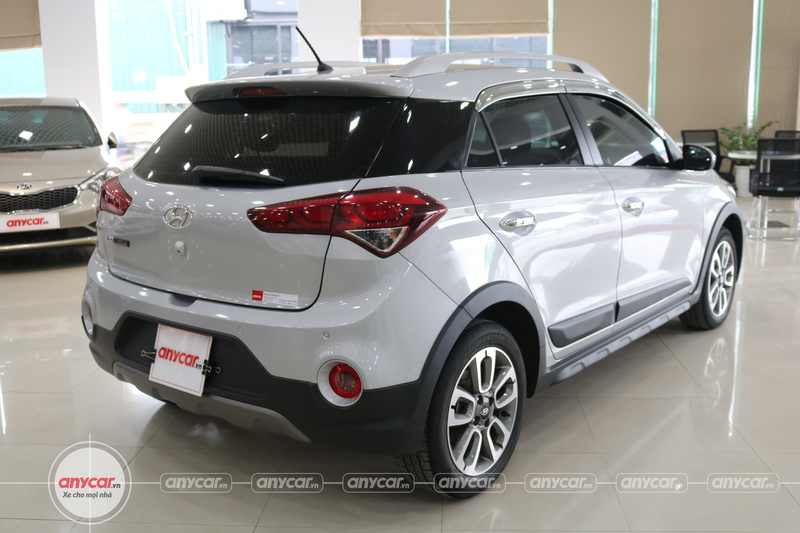 Hyundai i20 Active 1.4AT 2016. - 6