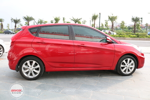 Hyundai Accent Hatchback 1.4AT  2016 - 4