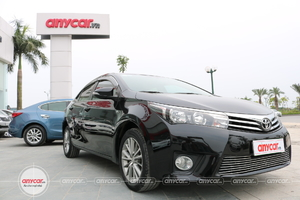 Toyota Corolla Altis 1.8AT 2015