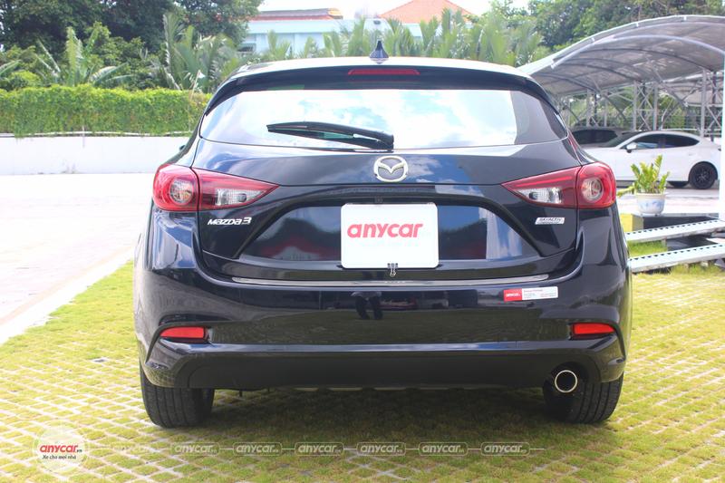 Mazda 3 HB Facelift 1.5AT 2017 - 5