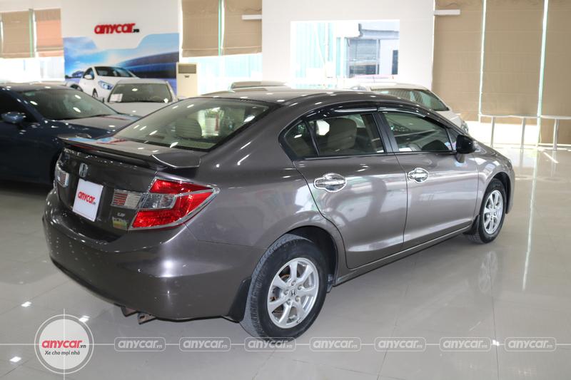 Honda Civic 1.8AT 2014 - 4