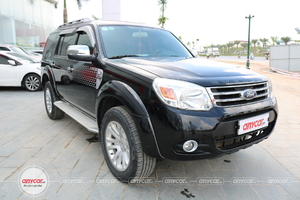 Ford Everest 2.5MT  2013 - 1