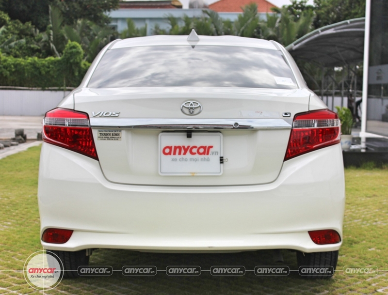 Toyota Vios G 1.5AT 2017 - 5