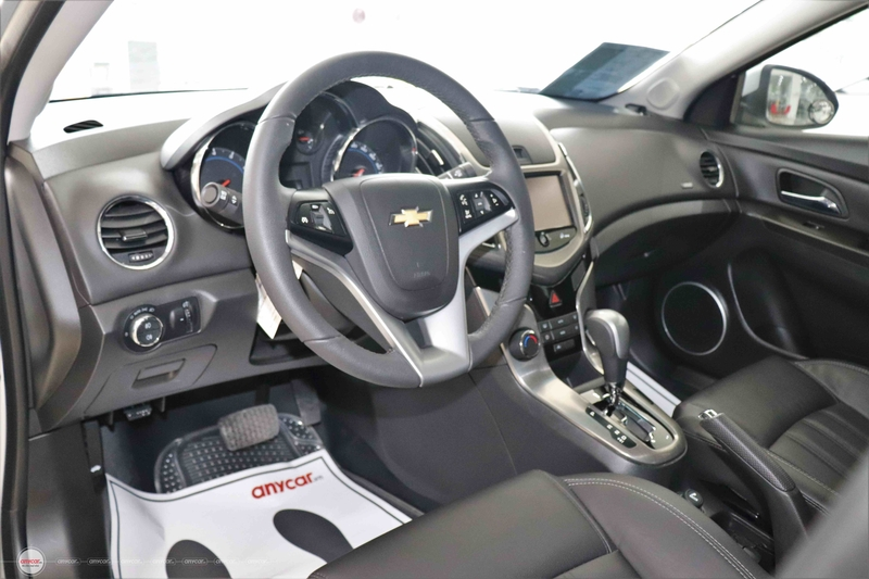 Chevrolet Cruze LTZ 1.8AT  2017 - 13
