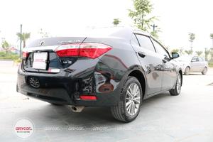Toyota Corolla Altis 1.8AT 2015. - 4