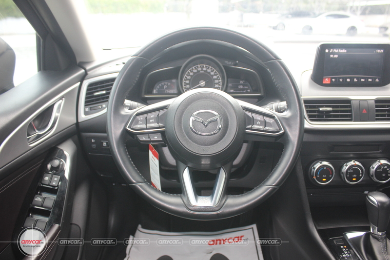 Mazda 3 HB Facelift 1.5AT 2017 - 13