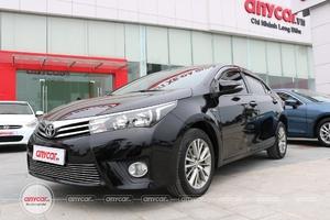 Toyota Corolla Altis 1.8AT 2015. - 2