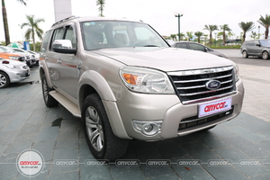 Ford Everest 2.5AT 2013