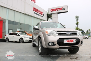Ford Everest 2.5MT 2014