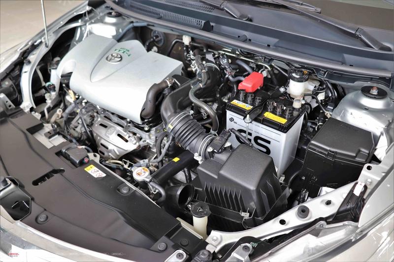 Toyota Vios G 1.5AT 2017 - 21