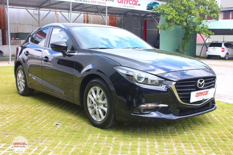 Mazda 3 HB Facelift 1.5AT 2017