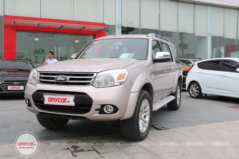 Ford Everest 2.5MT 2014 - 2