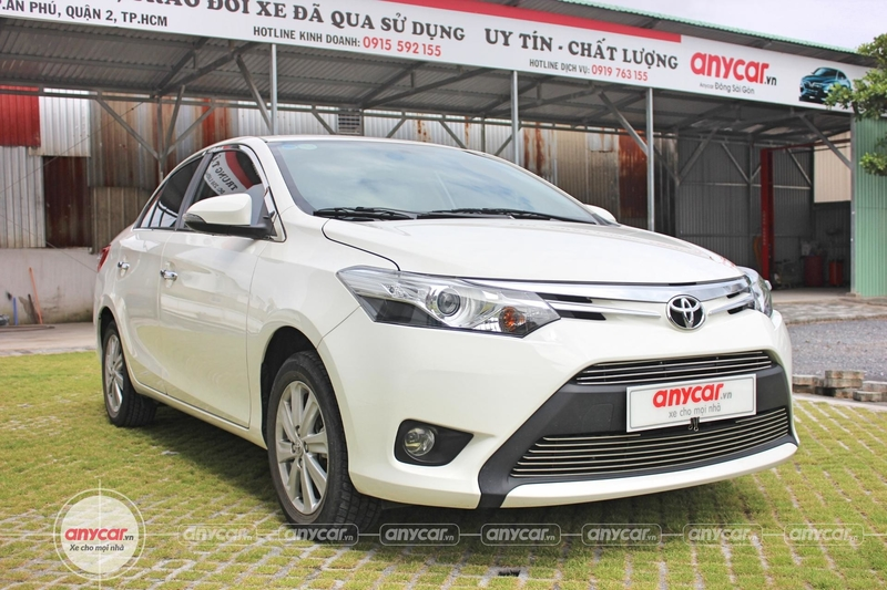 Toyota Vios G 1.5AT 2017 - 1