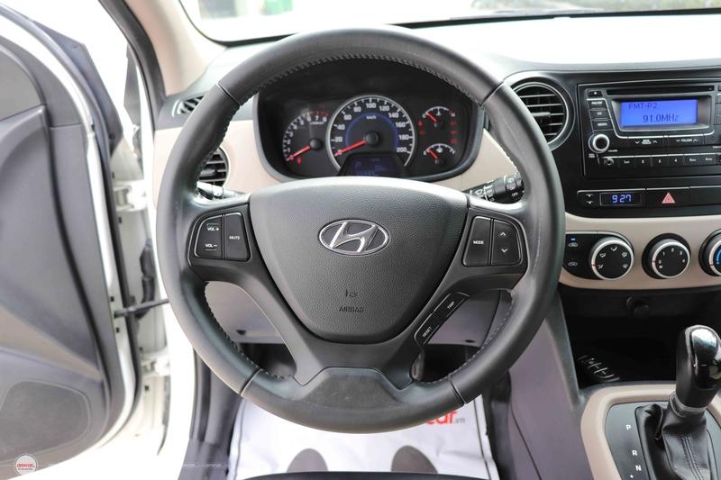 Hyundai i10 Grand 1.0AT 2015 - 16