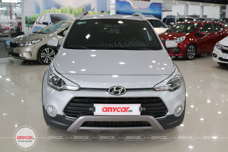 Hyundai i20 Active 1.4AT 2016. - 2