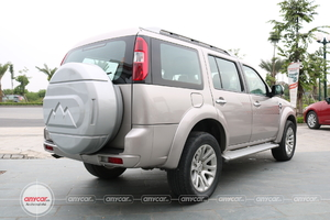 Ford Everest 2.5MT 2014 - 5