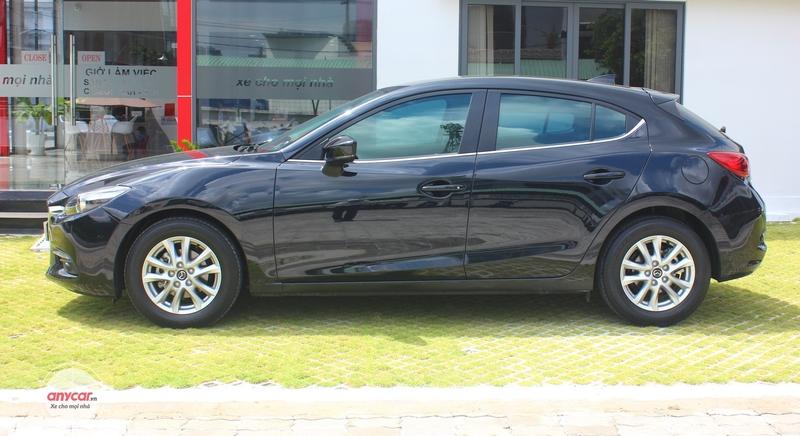 Mazda 3 HB Facelift 1.5AT 2017 - 7