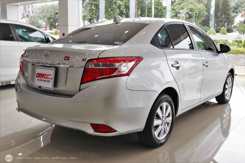 Toyota Vios G 1.5AT 2017 - 6